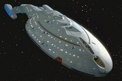 USS Voyager Publiciteits Foto