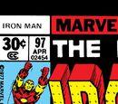 Iron Man Vol 1 97