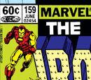 Iron Man Vol 1 159