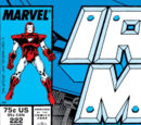 Iron Man Vol 1 222