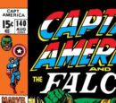 Captain America Vol 1 140