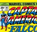 Captain America Vol 1 187