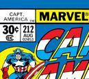 Captain America Vol 1 212