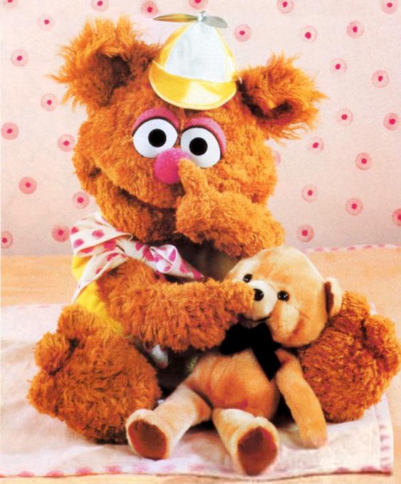 Fozzie Bear Voice - Muppet Babies (2018) (Show)   Behind ...  Muppet Babies Fozzie