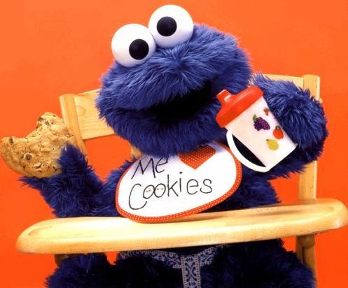 Cookie Monster S Alternate Identities Muppet Wiki