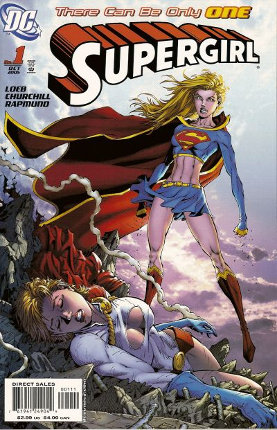 supergirl vol 5 1 dc database wikia
