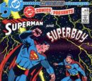 DC Comics Presents Vol 1
