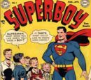 Superboy/Covers
