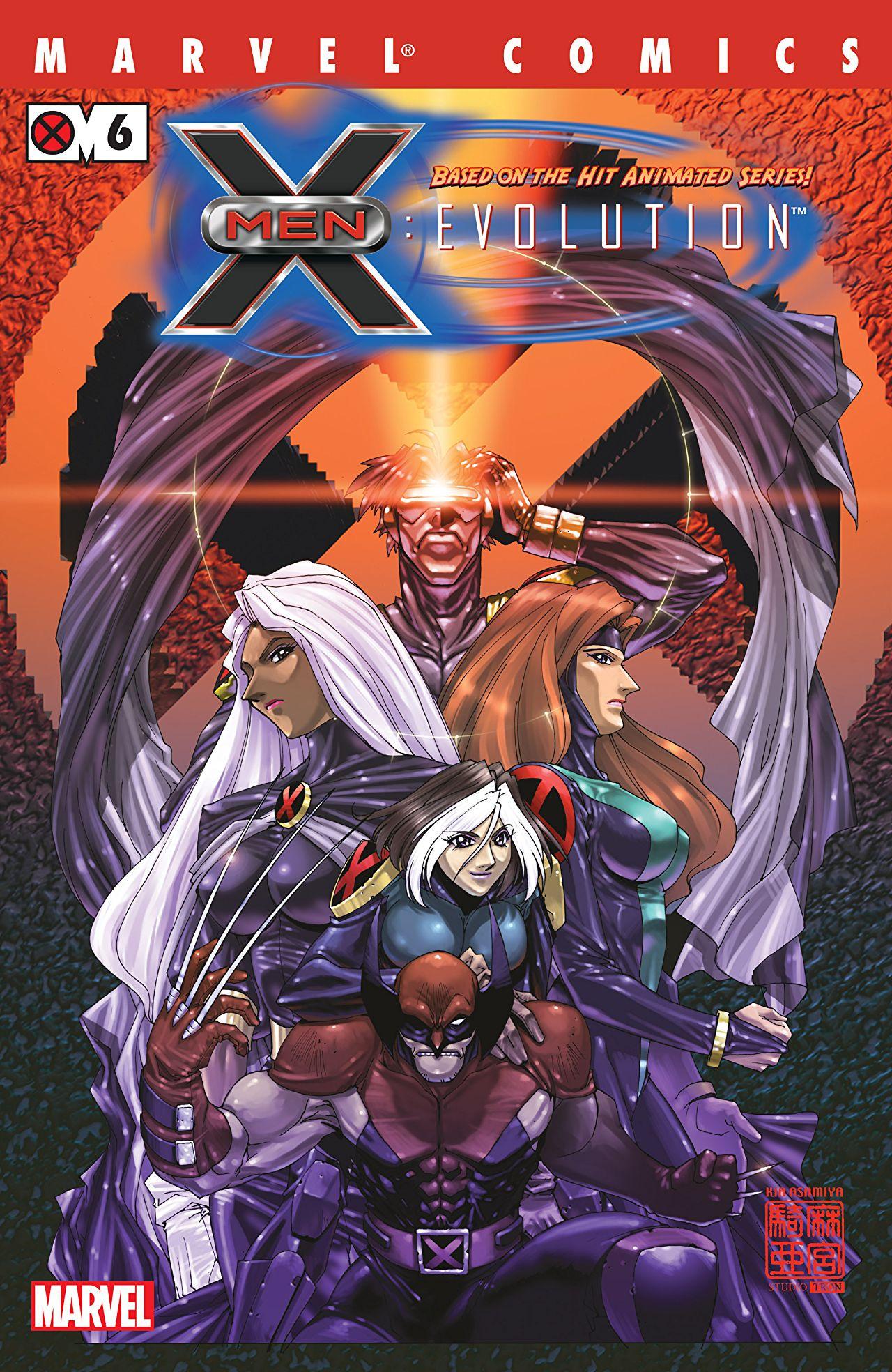 show   X Men Evolution Professor X
