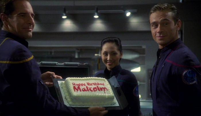 Malcolm Tucker Cake