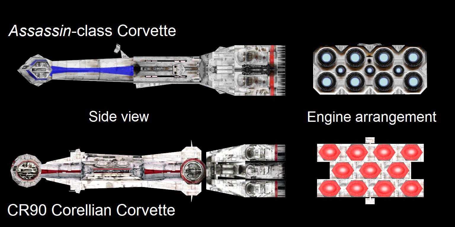 Cr92a Assassin Class Corvette Wookieepedia The Star