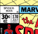 Amazing Spider-Man Vol 1 170