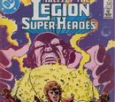 Legion of Super-Heroes Vol 2 340