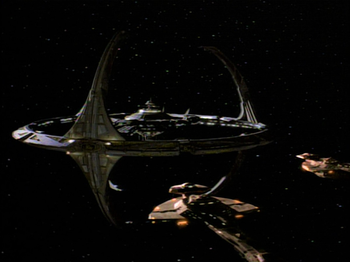 cardassian space station - photo #36