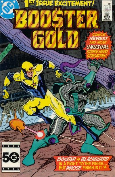 booster gold vol 1 1 dc comics database