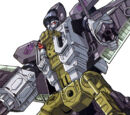 Thrust (Unicron Trilogy)