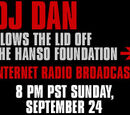 DJ Dan live broadcasts