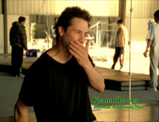 Keanu Reeves The Matrix Whoa