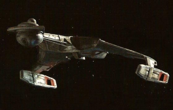 Klingon Symbol D'ama class - Me...