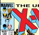 Uncanny X-Men Vol 1 192