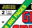Giant-Size Spider-Man Vol 1 2