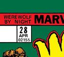Werewolf by Night Vol 1 28