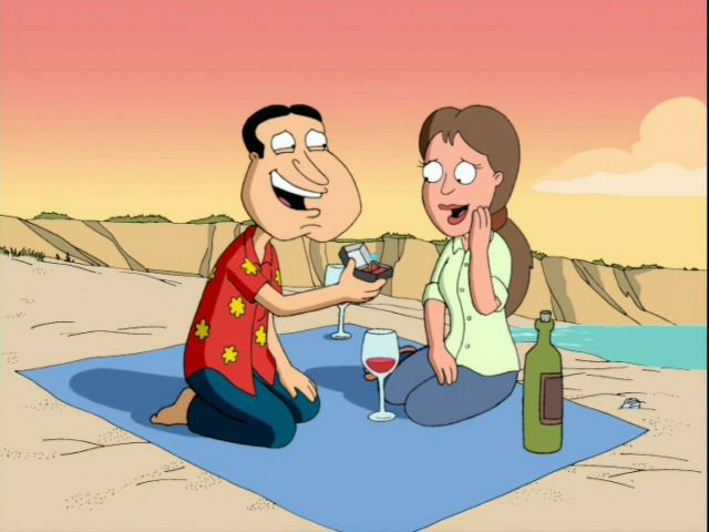 I Take Thee Quagmire Family Guy Wiki