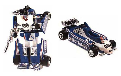 don t need to be street-legal  I m rich Transformers G1 Mirage