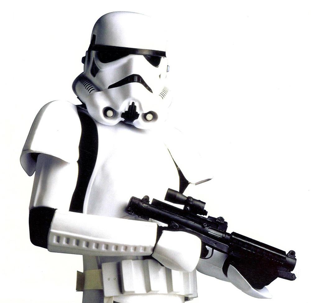 Star Wars White Standard Stormtrooper