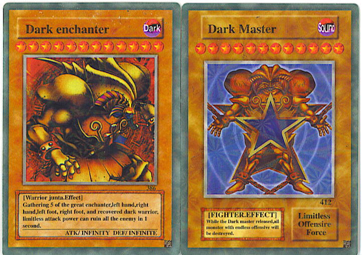 You could get fakes ranging from this to ...