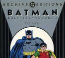 Batman Archives Vol 2 (Collected)