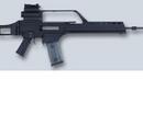 Category assault rifles gun wiki fandom powered by wikia for Koch 63 od manual