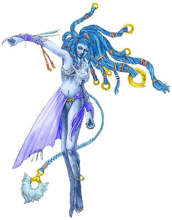 Shiva of Faith Ff10-shiva