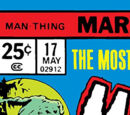 Man-Thing Vol 1 17