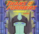 Official Transformers Generation 2 Annual