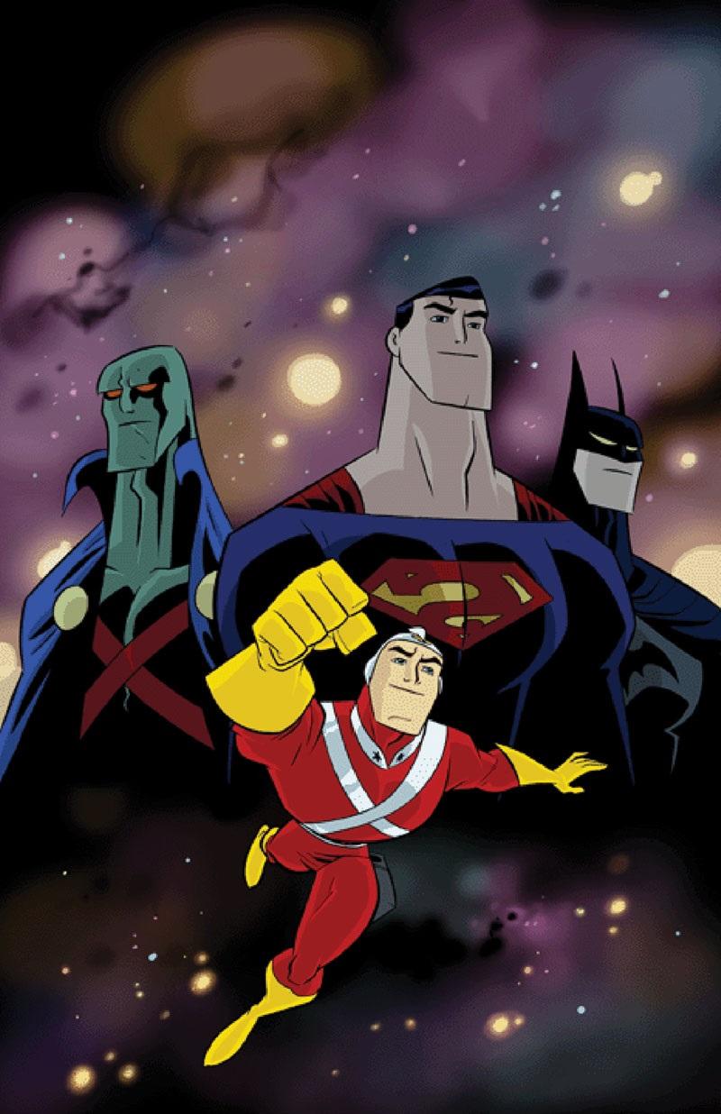 Justice League Unlimited Vol 1 4 - DC Comics Database