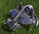 Legion Assault Speeder