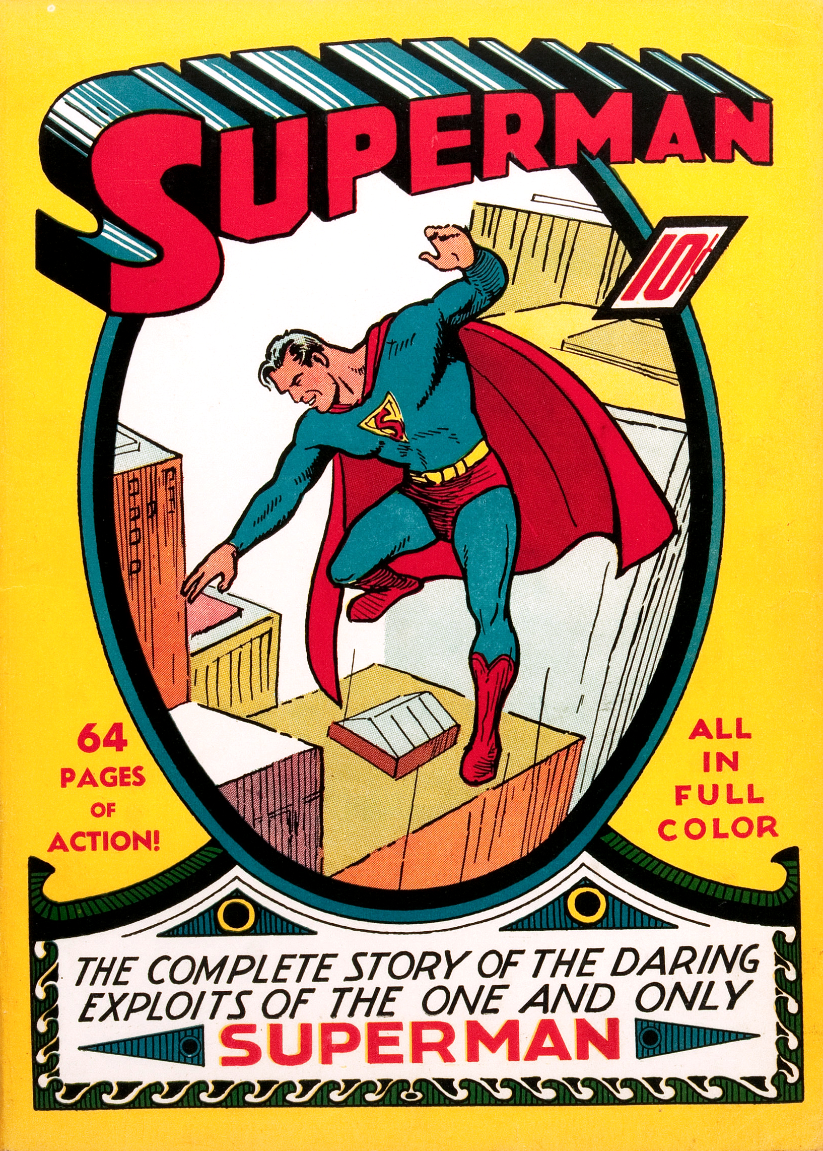 Superman V.1 1 · Cover Gallery