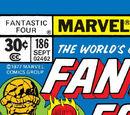 Fantastic Four Vol 1 186
