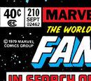 Fantastic Four Vol 1 210