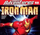 Marvel Adventures: Iron Man Vol 1 1