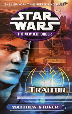Traitor Cover