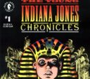 The Young Indiana Jones Chronicles Comics