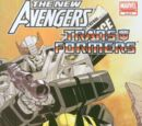 New Avengers/Transformers Vol 1 2