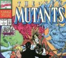 The New Mutants Summer Special Vol 1