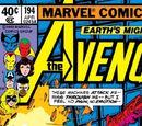 Avengers Vol 1 194