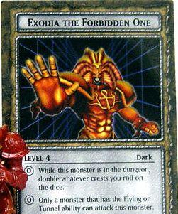 Exodia the Forbidden O...