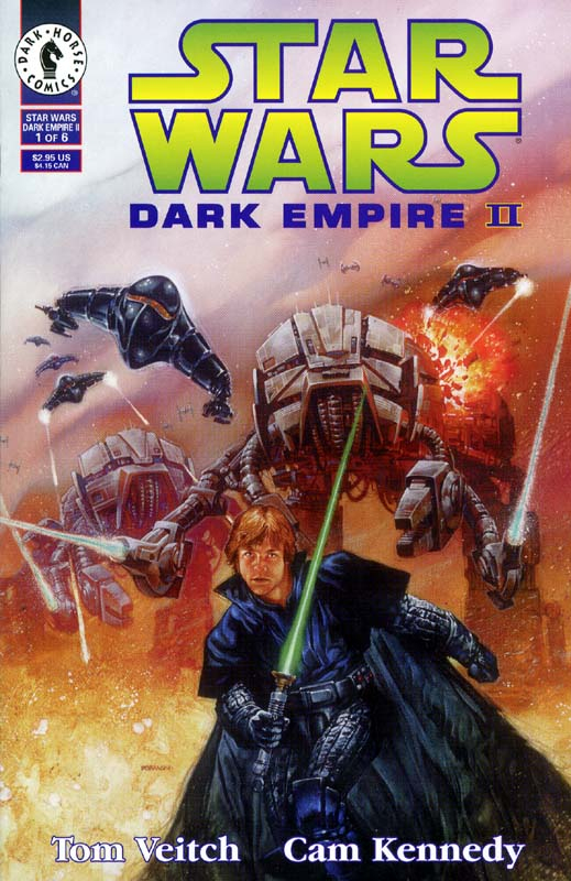 star wars dark empire comics