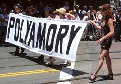 Poliamory pride in San Francisco 2004