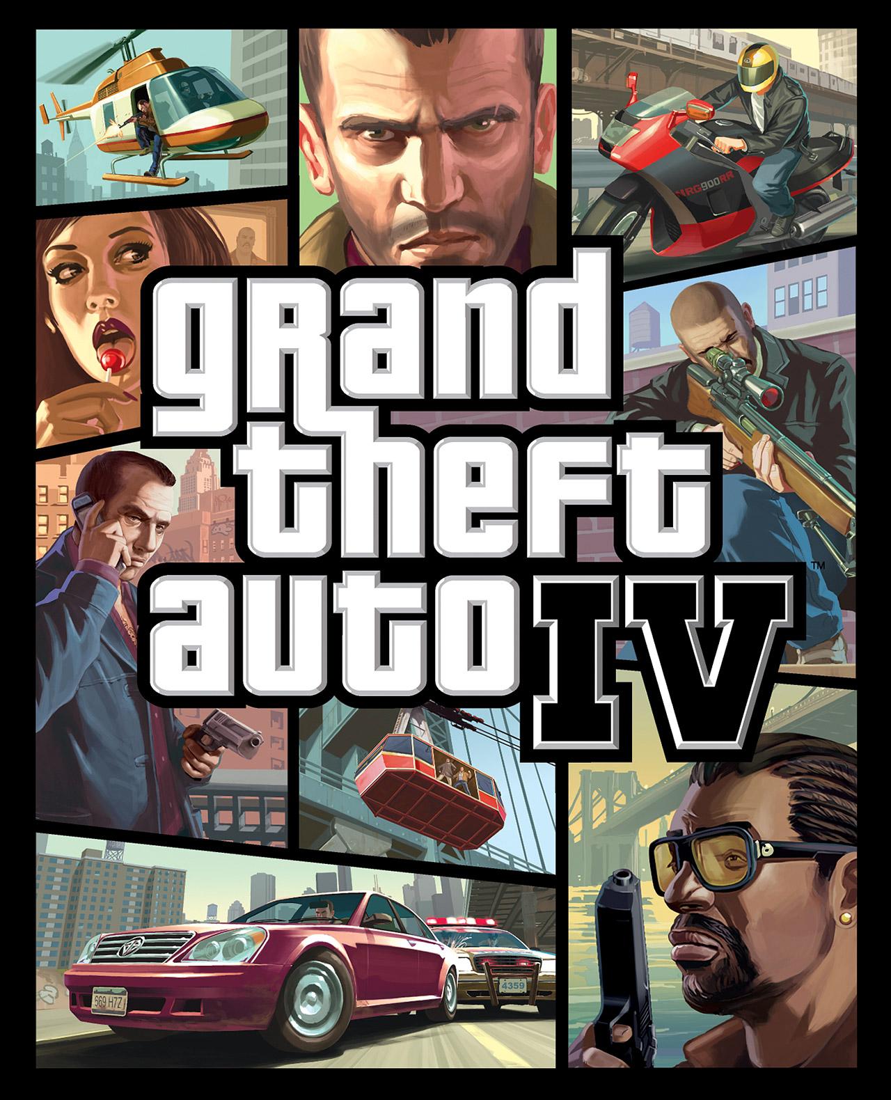 GTA-–-Grand-Theft-Auto Imagenes para Celular